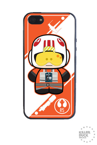 Rouge Five iPhone Case