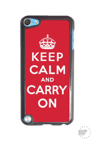 Keep Calm iPod Case