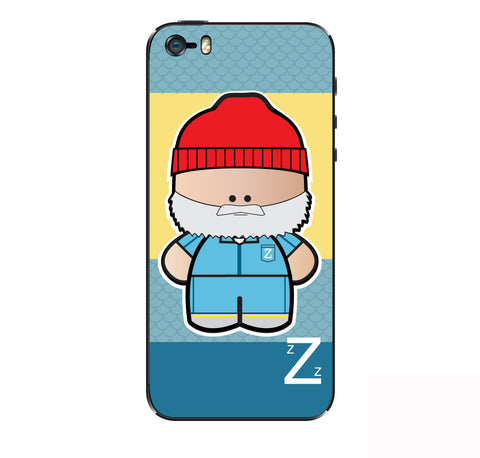 Life Aquatic iPhone Skin