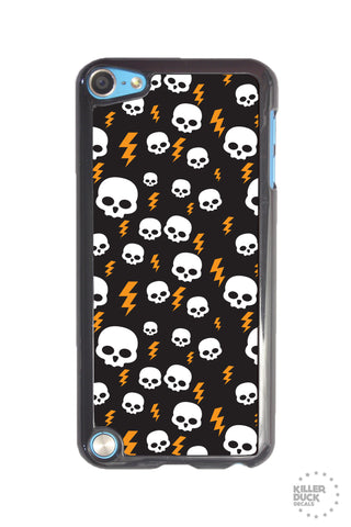 Lightning Skulls iPod Case