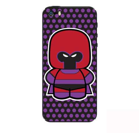 Magneto iPhone Skin