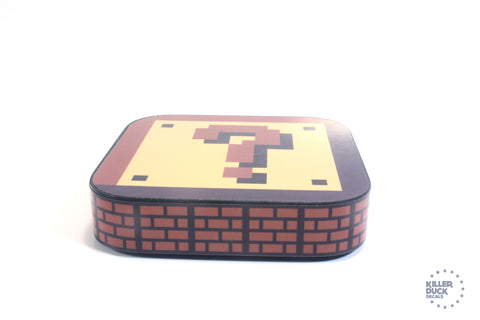 Mario Block Apple TV skin