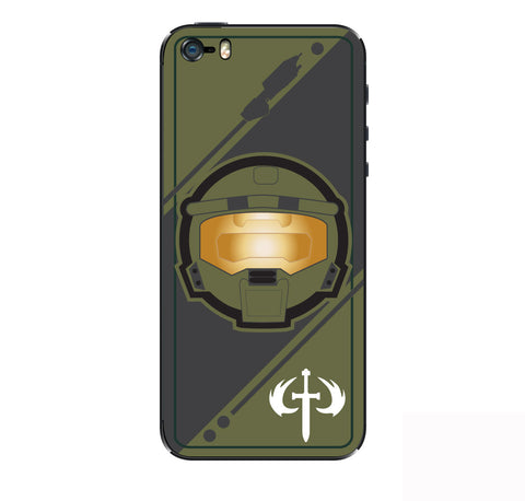Master Chief iPhone Skin
