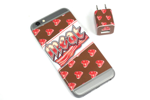 MEAT Lovers iPhone 6 Skin