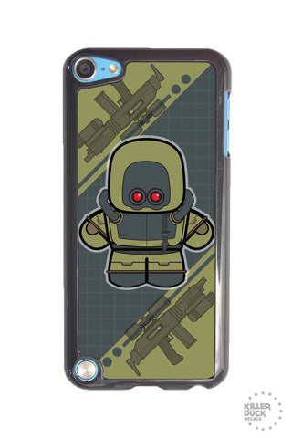 Mech Army Jungle Camo iPod Case