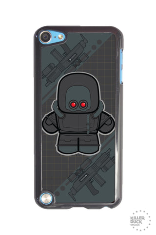 Mech Army Stealth Camo iPod Case