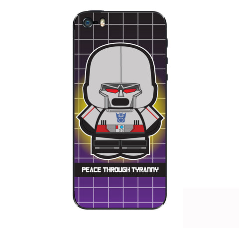 Megatron iPhone Skin