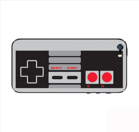 NES Controller iPhone Skin