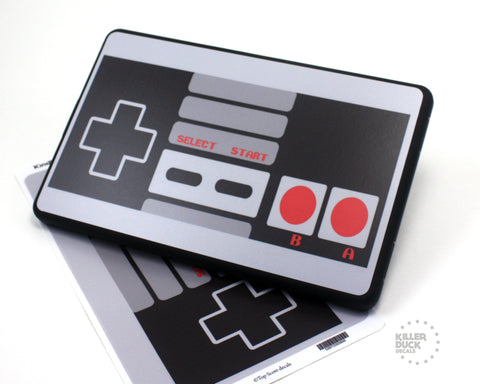 NES Controller Kindle Fire skin