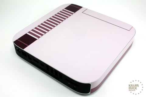 NES Console Mac Mini Skin