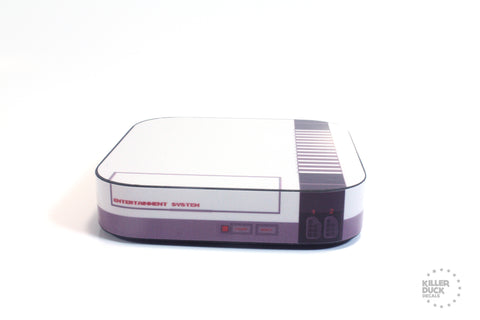 NES Apple TV skin