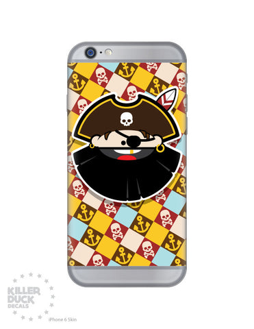 Pirate iPhone 6 Skin