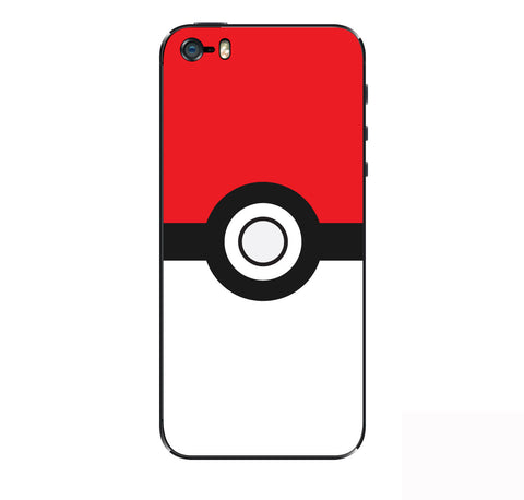 Pokeball iPhone Skin
