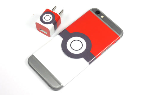 Pokeball iPhone 6 Skin