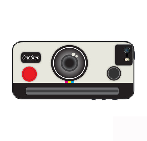 Polaroid iPhone Skin