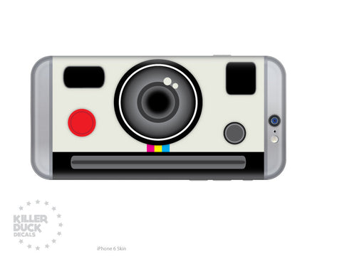 Polaroid iPhone 6 Skin