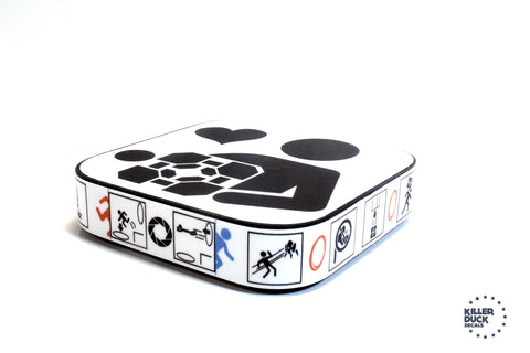 Portal Apple TV skin