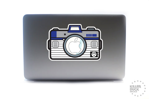 R2D2 Camera Macbook Skin