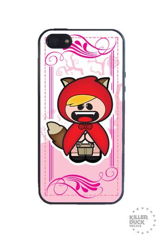 Red Riding Hood iPhone Case