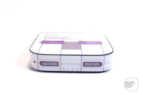 SNES Apple TV skin