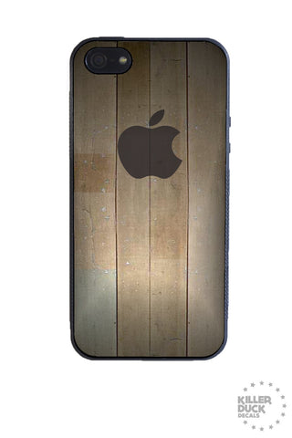 Salvage Wood iPhone Case