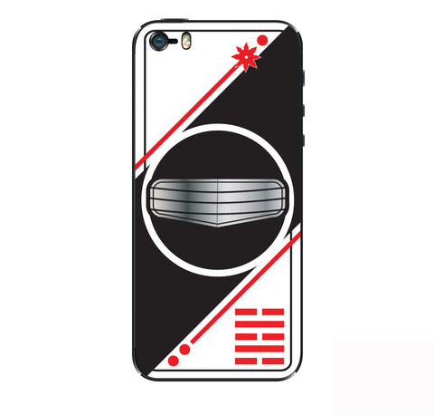 Snake Eyes iPhone Skin
