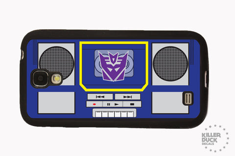 Soundwave Samsung Galaxy S IV Case