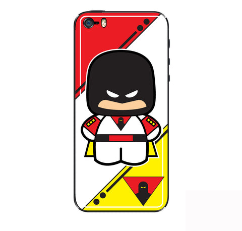 Space Ghost iPhone Skin