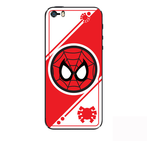 Spiderman iPhone Skin