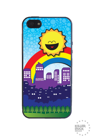 Sun City iPhone Case