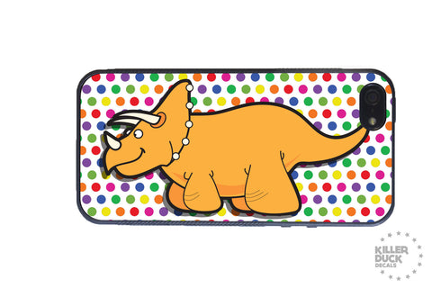Triceratops iPhone Case