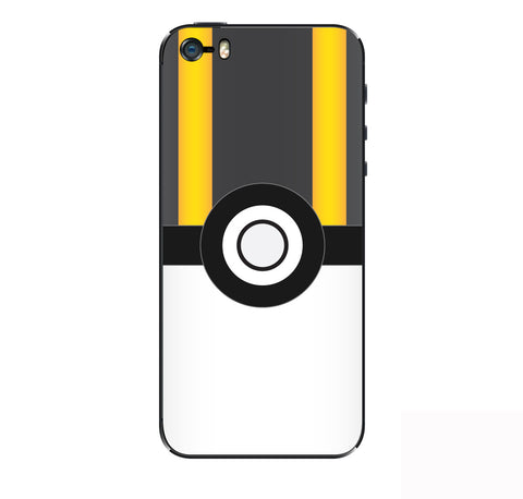 Ultraball iPhone Skin