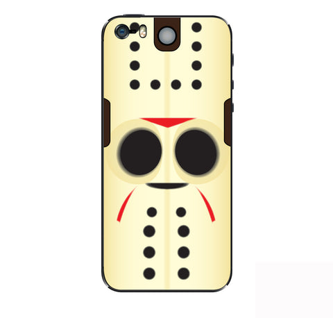 Hockey Mask iPhone Skin
