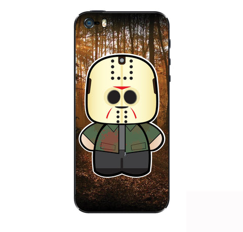 Jason Vorhees iPhone Skin