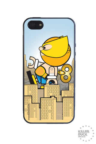 Wind Up Champion iPhone Case