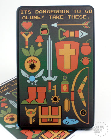 Zelda Kindle Fire skin