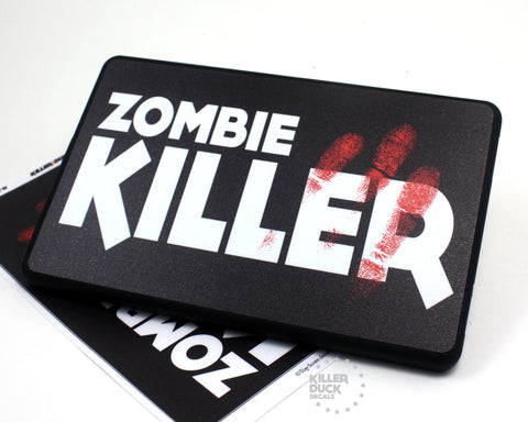 Zombie Killer Kindle Fire skin