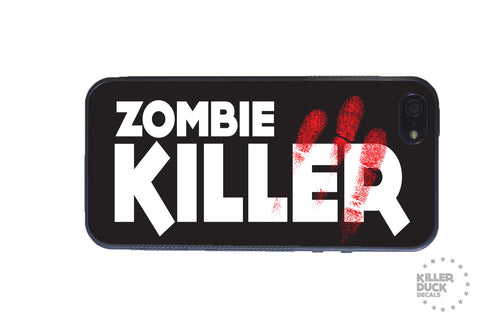 Zombie Killer iPhone Case