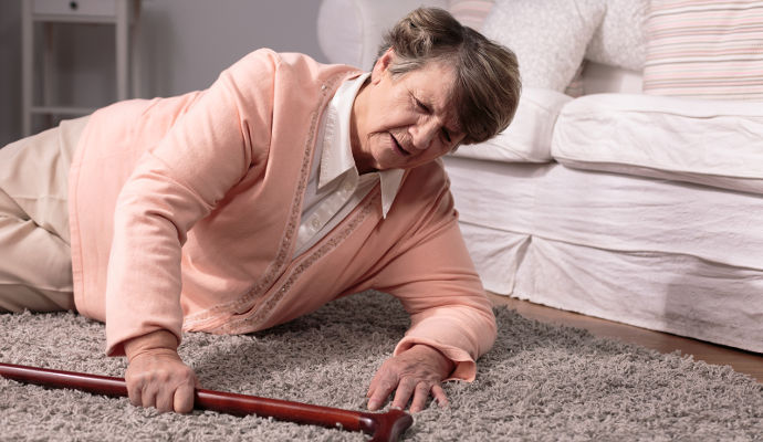 4 Ways to Reduce Falls in the Home