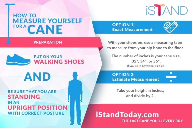 iStand Classic Cane