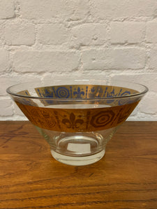 Gold Leaf Bowl
