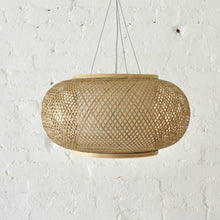 Load image into Gallery viewer, Rattan Hanging Lamp