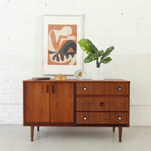 Load image into Gallery viewer, Danish Modern Buffet