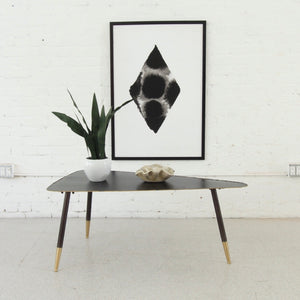Skyline Large Black Coffee Table