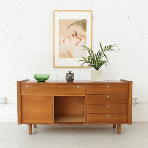 Spectacular Multi Drawer Credenza