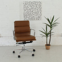 Load image into Gallery viewer, Turner Office Chair in Caramel