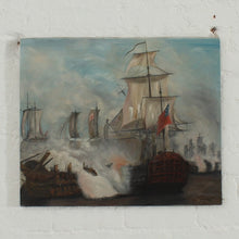 Load image into Gallery viewer, Original Nautical Oil Painting