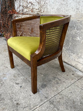 Load image into Gallery viewer, Green Chartreuse Armchair