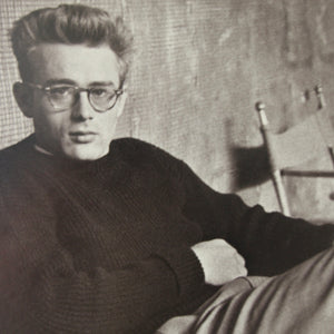 James Dean Framed Poster