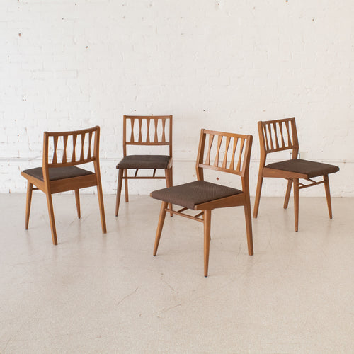 1960's Dining Chairs - Set of 4